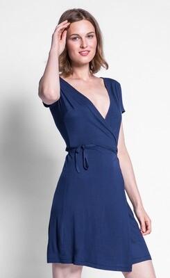 Pink Martini ~ The Kiera Dress - Navy