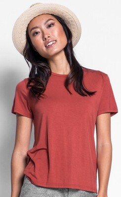 Pink Martini ~ The Emma Top - Red