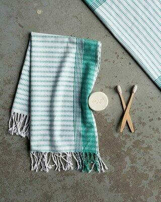Danica Towel Sea Green