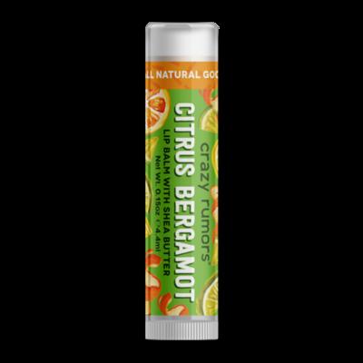 Citrus Bergamot Lip Balm