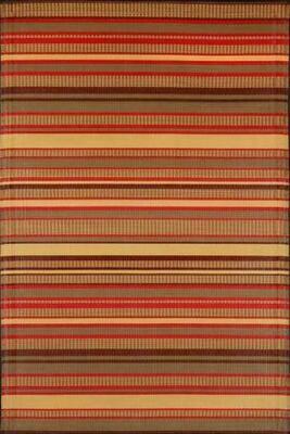 Mad Mat ~ Red Stripe Runner