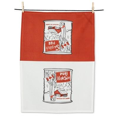 Maple Syrup Tee Towel