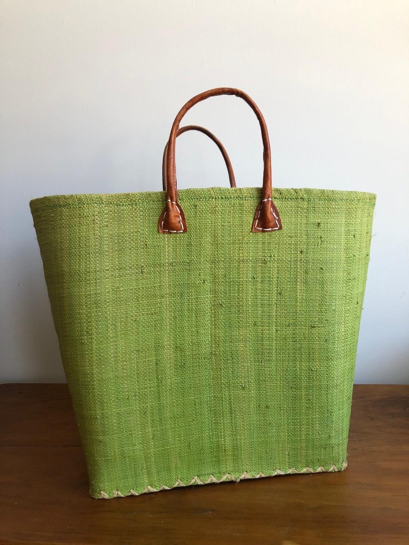 Madagascar Basket - Green