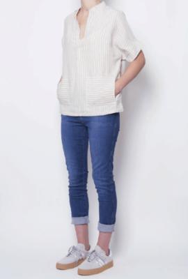 PAN ~ Striped Shirt