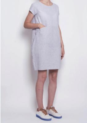 PAN ~ Fine Striped Dress