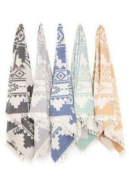 Tofino Beachcomber Turkish Towel