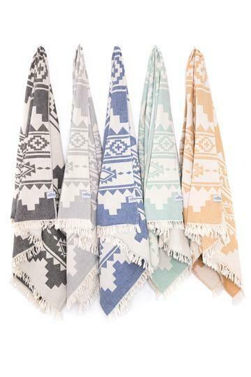 Tofino Coastal Turkish Towel