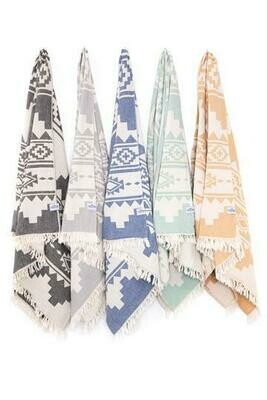 Tofino Coastal Turkish Towel