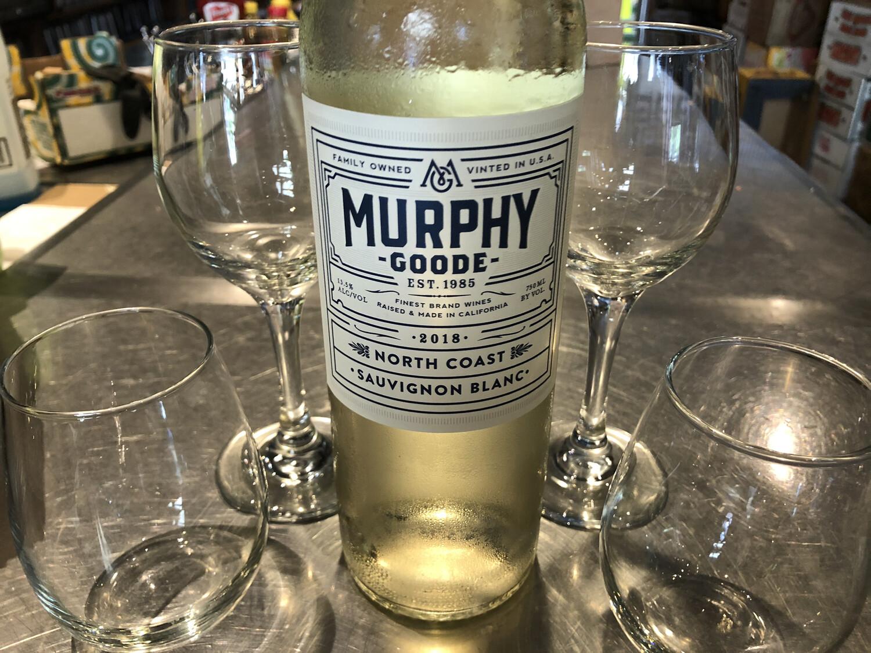 Murphy Goode North Coast 2018 Sauvignon Blanc - Bottle