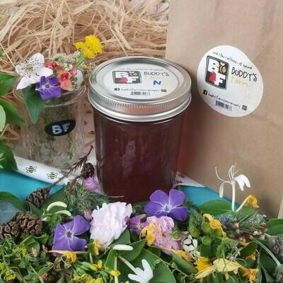 Buddy's Farm Honey Novato Pint