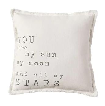 All My Stars Pillow