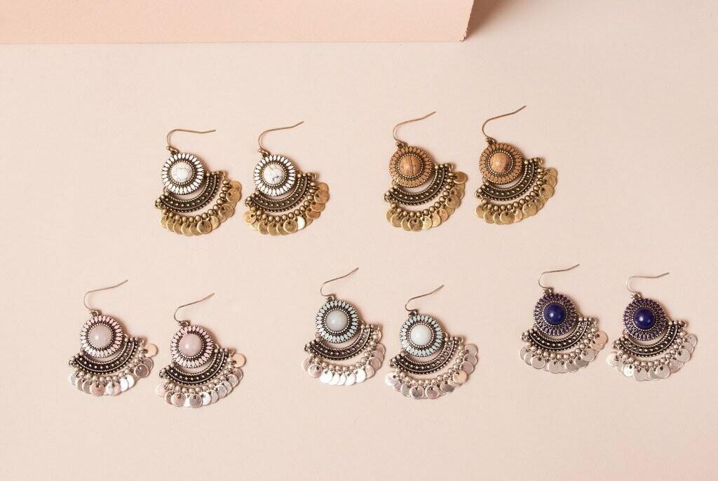 Mesa Desert Earrings