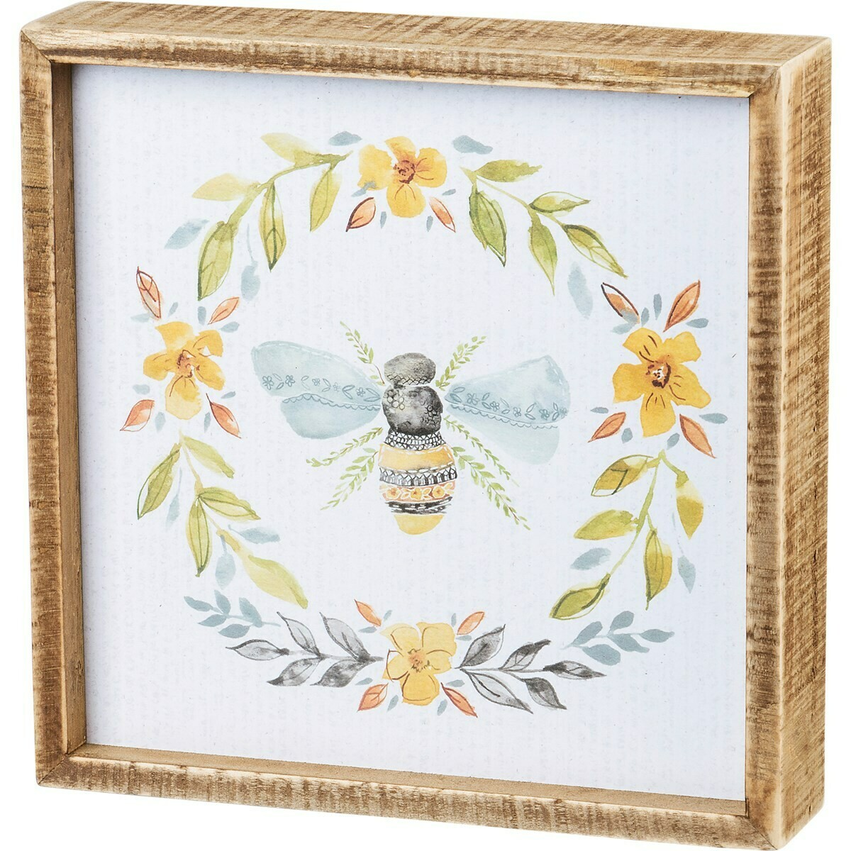 Bee Box Sign
