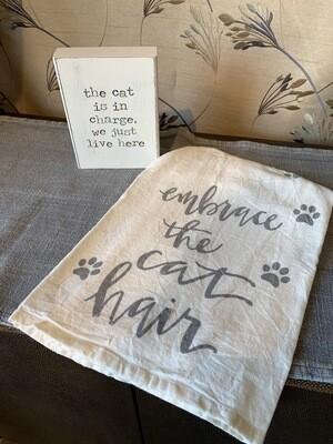 Cat Mom Gift Bag