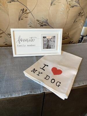 Dog Mom Gift Bag 1