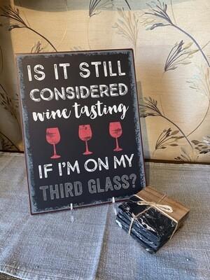 Wine Tasting Gift Bag