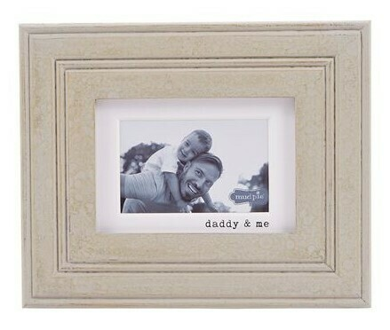 Daddy & Me Wooden Frame