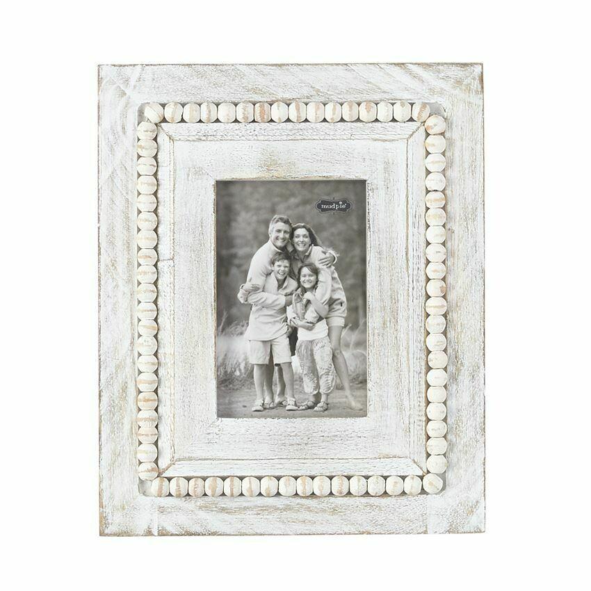 Rectangle Beaded Frame