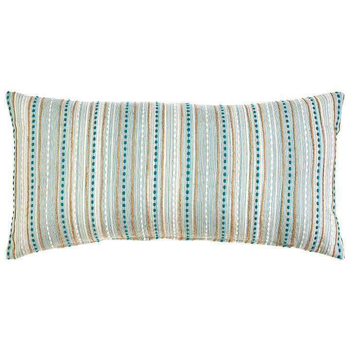 """24"""" Striped Pillow"""