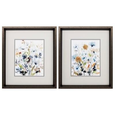 Holland Spring Mix Framed Wall Art