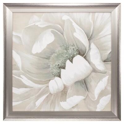 Winter Blooms II Framed Wall Art