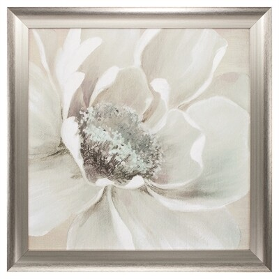 Winter Blooms I Framed Wall Art