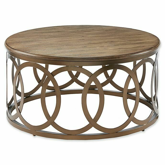 Fraser Round Coffee Table