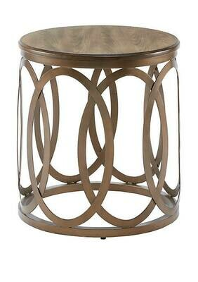 Fraser Round End Table