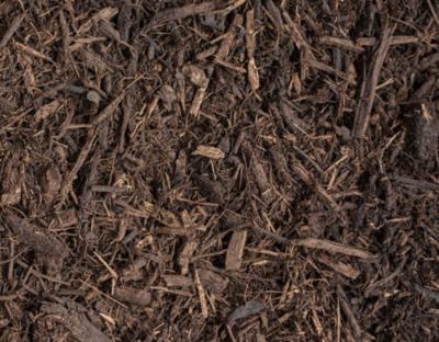 Natural Hardwood Mulch 1 cu.yd.