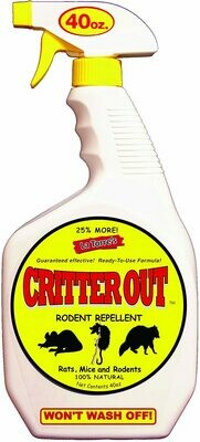 Critter Out - 40 oz