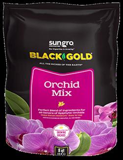 Orchid Mix Black Gold - 8 qt