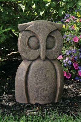 """Contemporary Owl 16"""" (73)"""