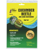 Cucumber Beetle and Corn Rootworm Trap Kit