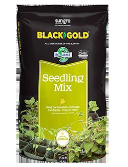 Black Gold Seedling Mix 8 qt.