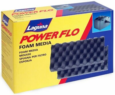 Foam Media - Laguna Powerflo