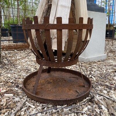 Fire Pit - Iron  - Medieval
