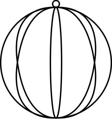 Large Globe - 18