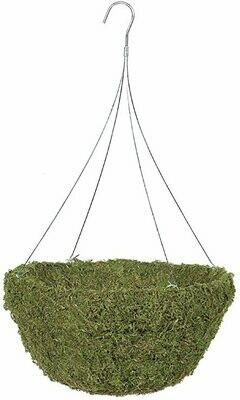 Moss Hanging Basket 12