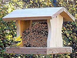 Audubon Coppertop Ranch Feeder