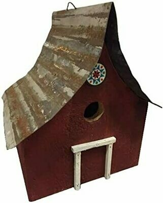 Dutch Barn Birdhouse