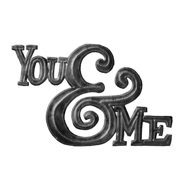 """You & Me 13""""x8"""""""