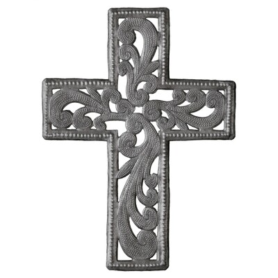 Feather Cross 10
