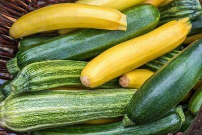 Zucchini Organic 1 pint