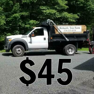 Extra Delivery $45