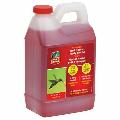 Hummingbird Red Nectar RTU 64 fl. oz.