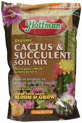 Cactus & Succulent Mix - 4 qt