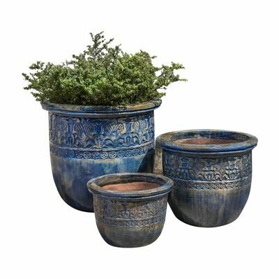 Belize Blue Planter