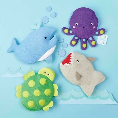 sea life bath buddy