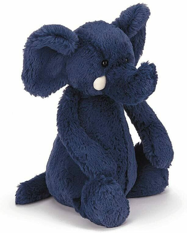 JC Blue Elephant Medium