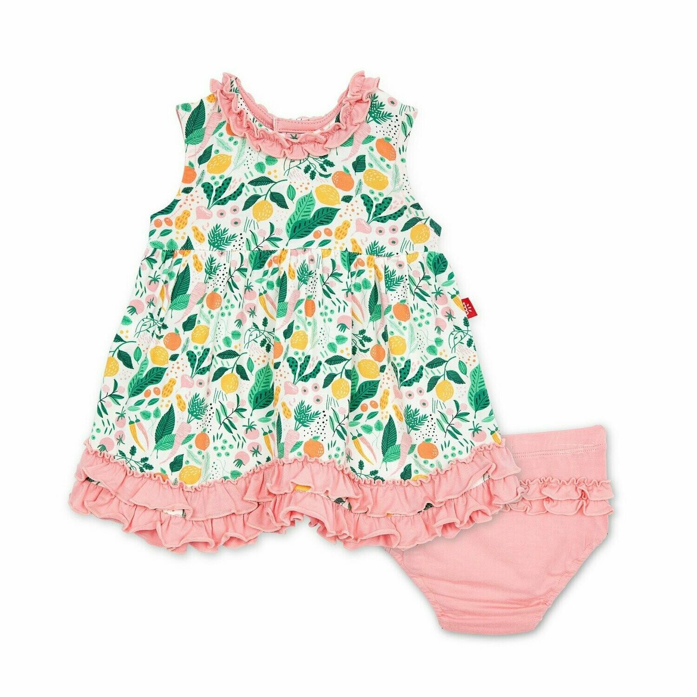 MB Lemon Verbena Modal Dress